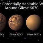 Lehetséges élet az újonnan felfedezett három szuperföldön