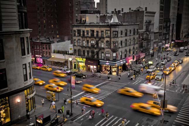New Yorki taxi