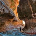 A Zion Nemzeti Park természeti csodái