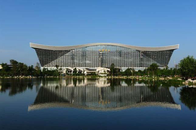 a világ legnagyobb épülete