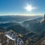 Megnyílt a legmagasabb híd Ausztriában