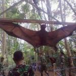 """A """"repülő róka"""" – a világ legnagyobb denevére"""