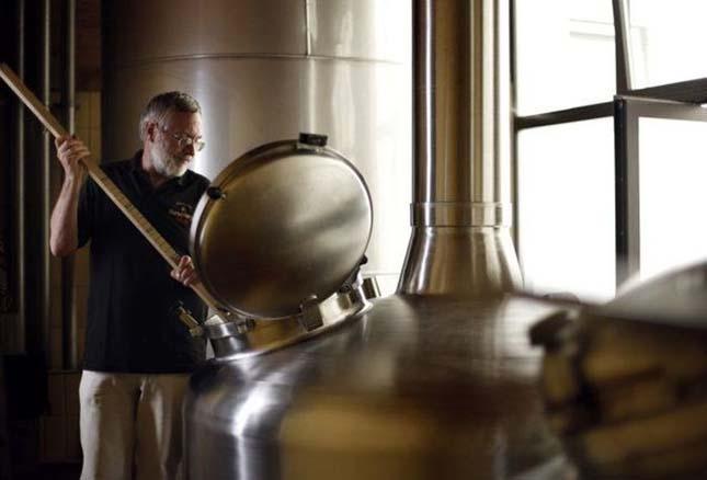 Starkenberger vár sörfőzde
