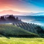 Gyönyörű Toszkána, a fotós Adnan Bubalo lencséjén keresztül