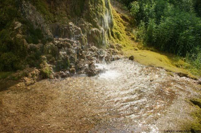 Prskalo vízesés