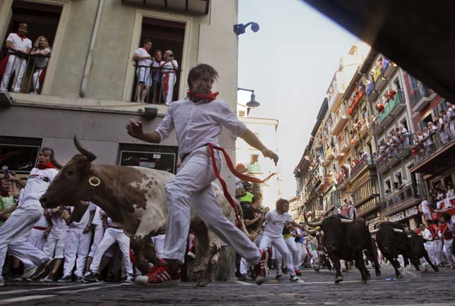 spanyol bikafutattás