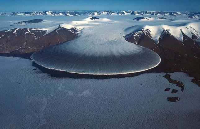 Elefánttalp Gleccser,Grönland