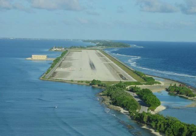 Marshall Szigeteki Nemzetközi Repülőtér
