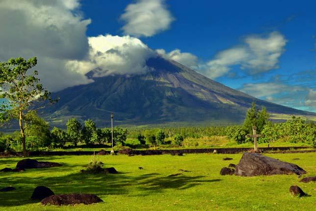 Mount Mayon Nemzeti Park