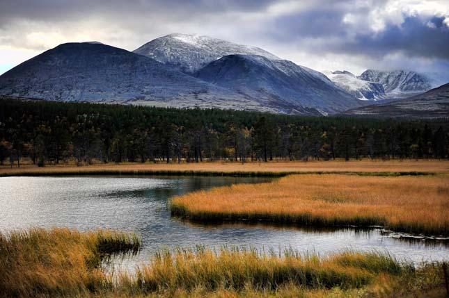 Rondane Nemzeti Park