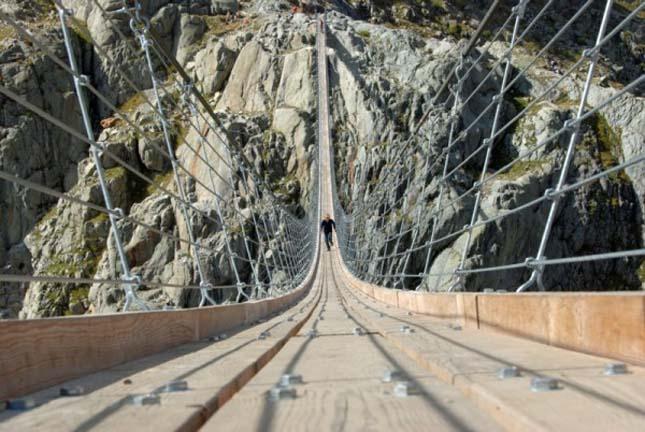 Trift függő híd