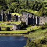 Ashford kastély – romantikus kastélyszálló Írországban