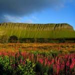 Benbulbin – különleges sziklaformáció Írországban