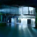 Adatközpont egy stockholmi hidegháborús bunkerben