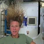 Hajmosás az űrben