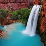 Havasu vízesés – a Grand Canyon gyönyörű zuhataga