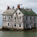Teljesen elárasztotta a tenger a Holland-szigetet