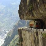 Karakoram Highway – a világ legmagasabban haladó nemzetközi útja