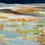 A Yellowstone Nemzeti Park mészkőteraszai