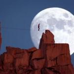Moonwalk – kötéltánc telihold idején