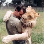 Kevin Richardson, az oroszlánok legjobb barátja