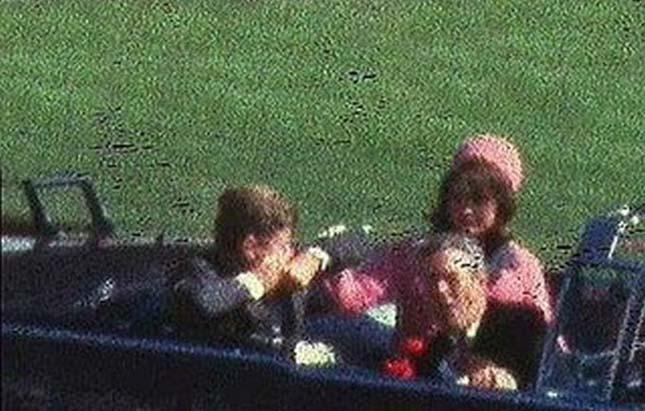 A Kennedy gyilkosság (ismeretlen, 1963)