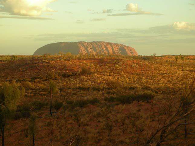 Uluru, Ausztrália