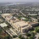 Szaddám Huszein fényűző palotái 10 évvel a háború kezdete után