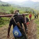 Életképek az afrikai Kongó viharos életéből