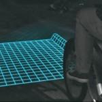 Lumigrids, egy remek megoldás a biztonságosabb biciklizéshez