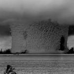 Az első vízalatti nukleáris robbantás [Videó]