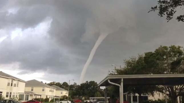víztölcsér Floridában