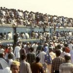 Több ezer bangladesi zarándok utazása a Ramadán végén