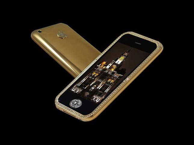 A világ legdrágább iPhone-ja