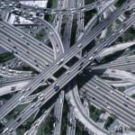 A világ extrémebb közlekedési csomópontjai