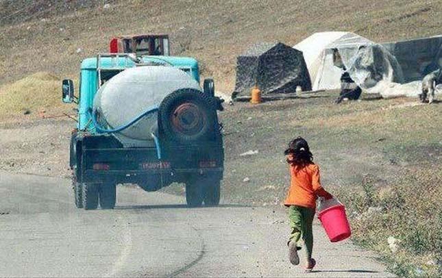 ivóvíz kocsi
