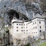 Predjamski grad a legimpozánsabb kastély Szlovéniában