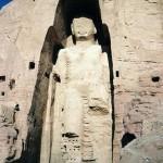 Bámiján-völgy – sziklába faragott buddhista emlékmű