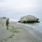 Albánia elhagyatott bunkerei