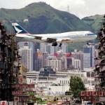 Kai Tak – landolás a legendás repülőtéren