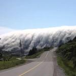 Elképesztő ködzuhatag