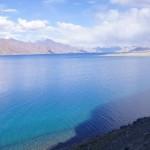 Pangong Tso – gyönyörű tó a Himalájában