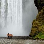 Skógafoss – Izland legnagyobb vízesése