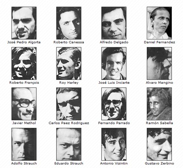 A 16 hős, aki túlélte a megpróbáltatásokat