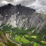 Európa legmagasabb sziklafala – a Troll Fal
