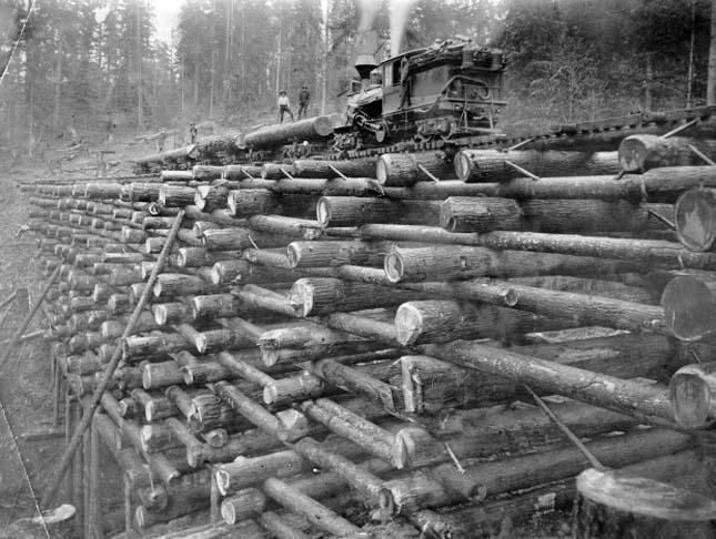 fából készült híd