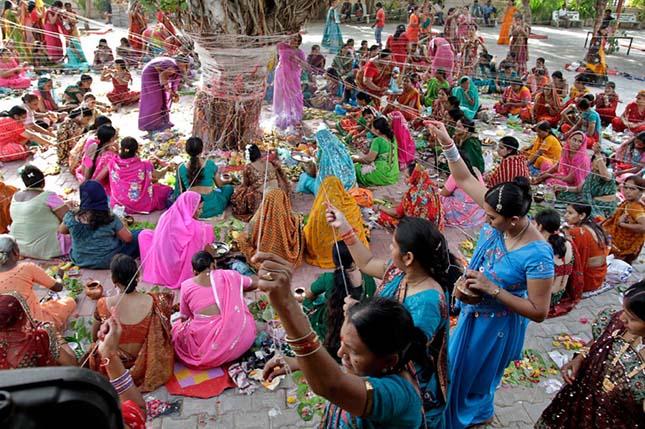 Vat Savitri fesztivál