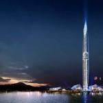 Láthatatlan felhőkarcoló épül Dél-Koreában