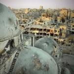Szíriai látkép 2013-ban, vagyis ami maradt belőle