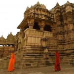 Khajuraho templomok, ahol a Káma – szútra megelevenedik